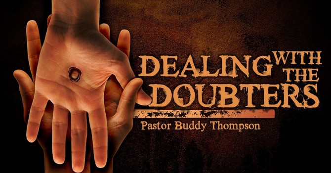 Dealing With The Doubters