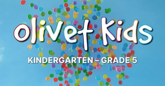 November 29 Olivet Kids image