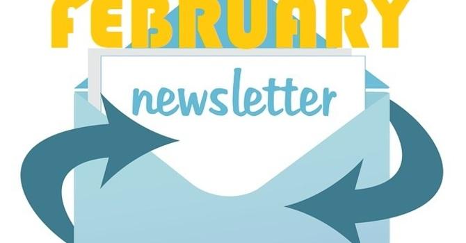 February 2019 Parish Newsletter image