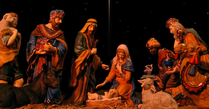 Christmas according to John