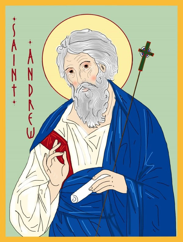 The Feast of St. Andrew