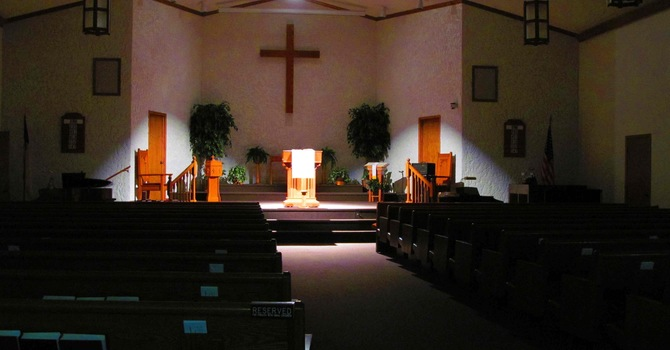 Worship services live on-line image