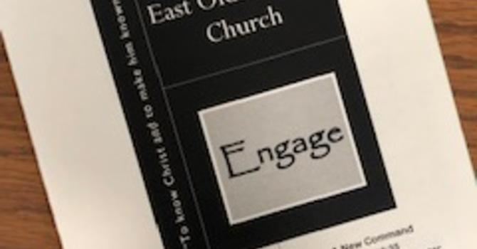 October 21, 2018 Church Bulletin image