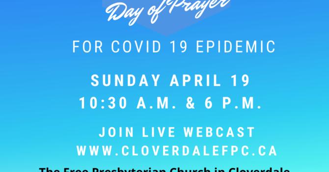 Presbytery Day of Prayer image