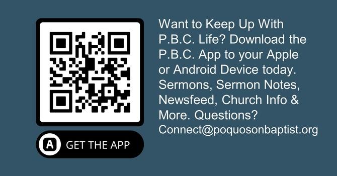 Get The P.B.C. App! image