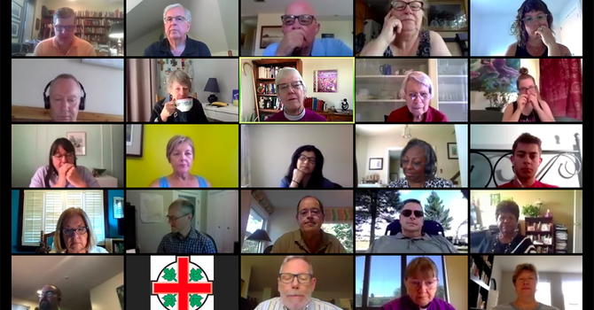 Highlights from the Council of General Synod: July 25, 2020 image