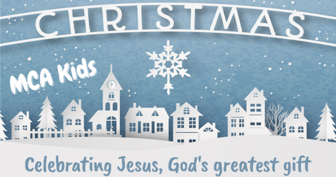 MCA Kids Family Advent Pack