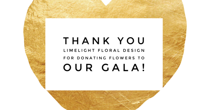 Thank you Limelight Floral Design! image