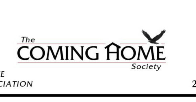 Coming Home Society Newsletter image