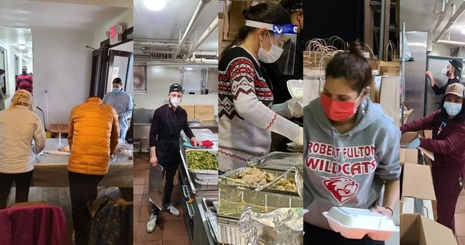 700 Meals Served on Thanksgiving Day