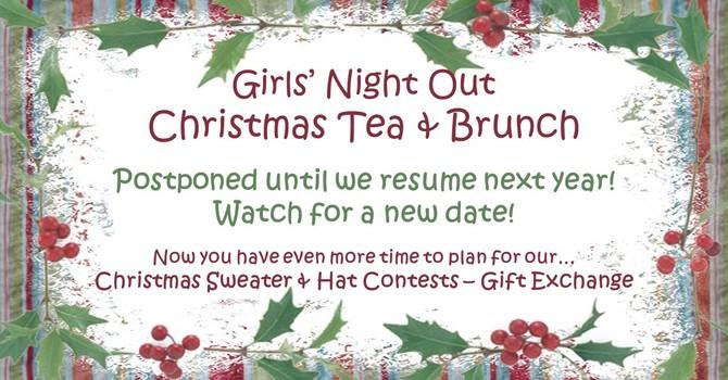 GNO Christmas Tea image