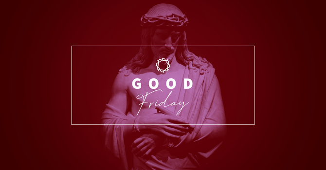 Good Friday Service 2020