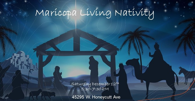 Living Nativity Maricopa