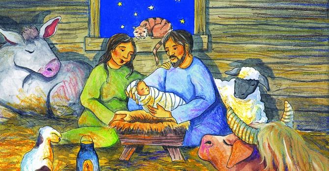 Christmas Eve Service Schedule established image