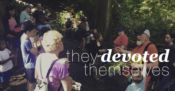 They Devoted Themselves image