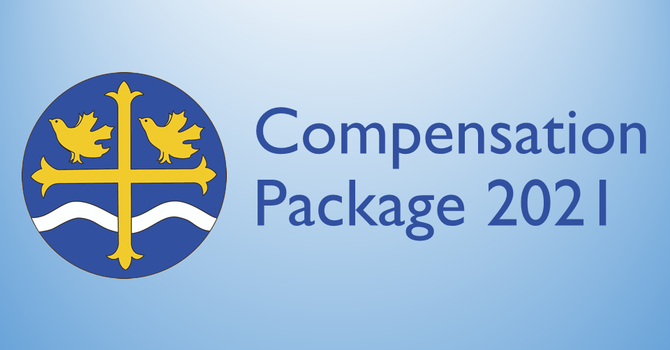 Compensation Package for 2021