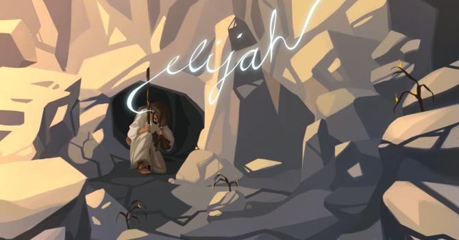 Elijah: I'm All Alone image