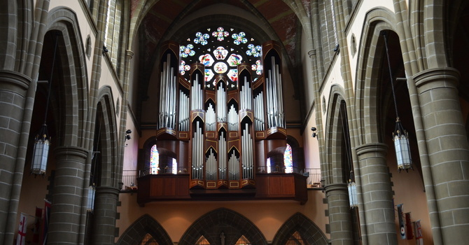 Special Tour: Architecture of the Cathedral