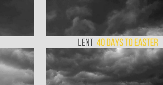 Lent: The Road to Easter image