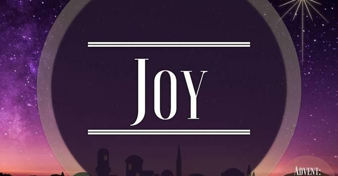Advent Sunday 4 Joy