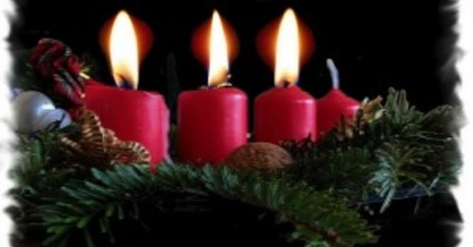 Advent 2016 Newsletter image