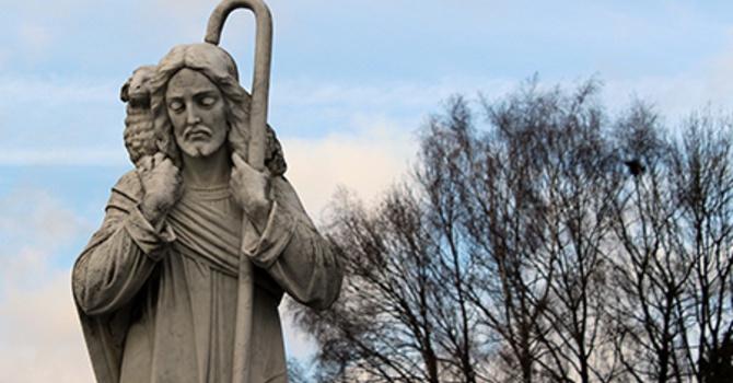 Jesus is the Good Shepherd - Rev. Todd Anderson