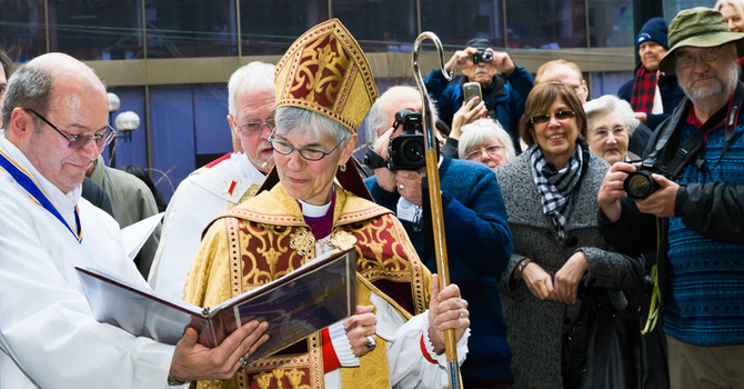 The Second Anniversary of Bishop Skelton's Consecration image