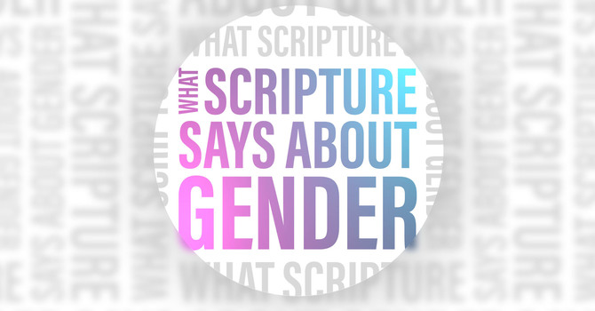What Scripture Says About Gender, Part 3