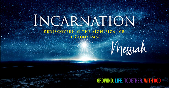 Advent 1: Incarnation