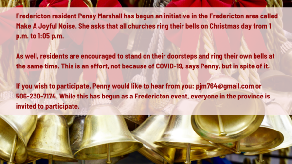Christmas Day bell ringing