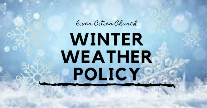 Winter Weather Policy image
