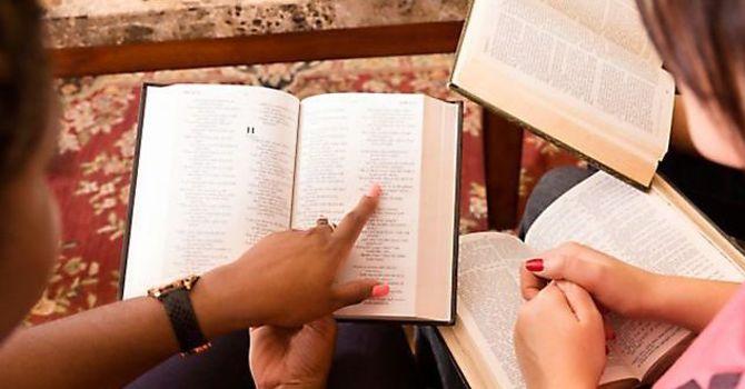 Bible Study Zoom (Z)