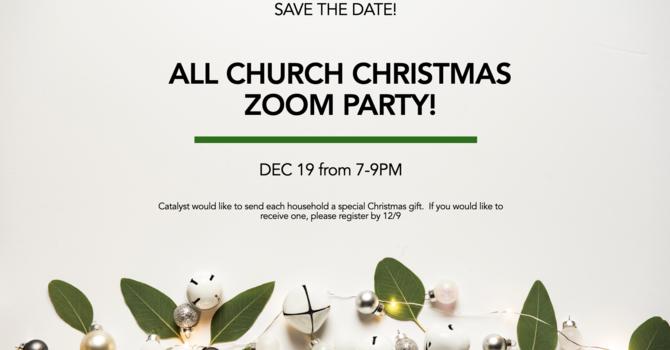 Catalyst Christmas Zoom