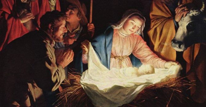Wood of the Manger, Cross, & the Table