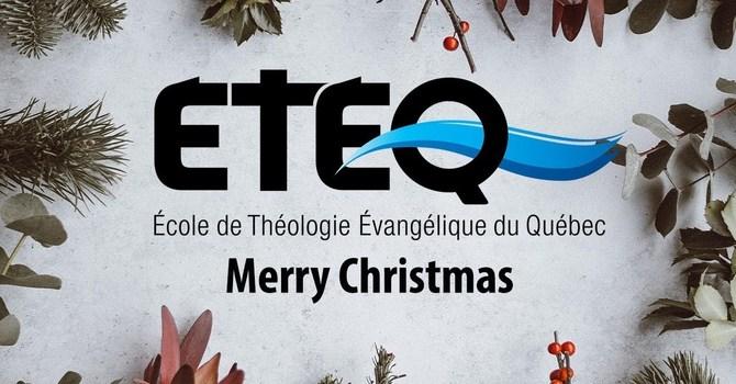 Lettre de Noël de l'ETEQ image