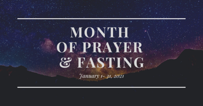 Month of Prayer and Fasting