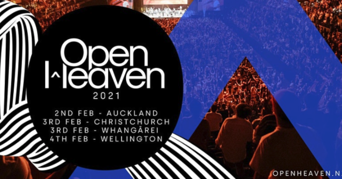 Open Heaven Prayer for the City