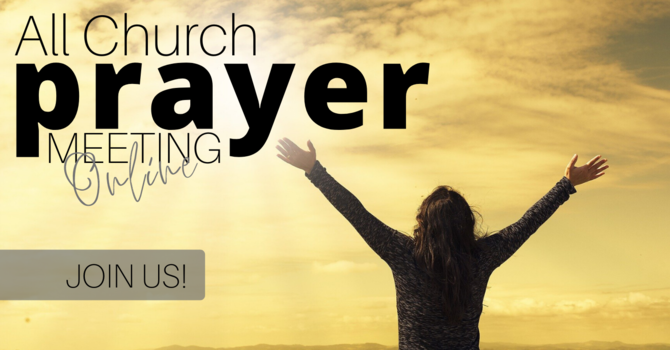 All Church Prayer Meeting