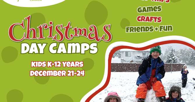 Salt Spring Christmas Day Camps