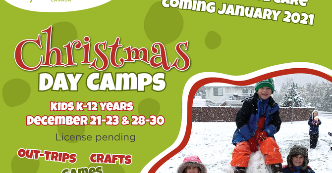 West Kelowna Christmas Day Camps