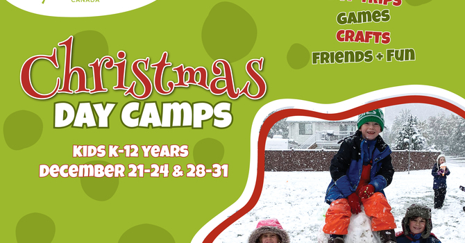 Mountainview North - Christmas Day Camps
