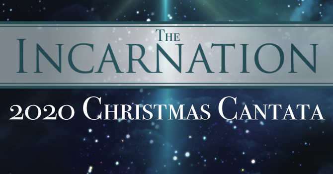 Christmas Cantata Cancelled image