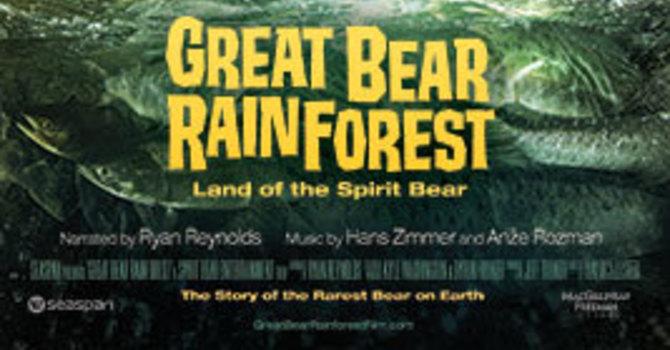 Byron Horner presents 'Great Bear Rainforest' image