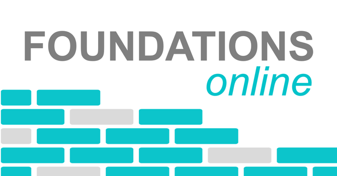 Foundations Online image