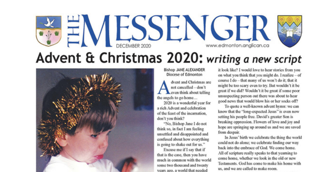 The December Issue of The Messenger is here! image