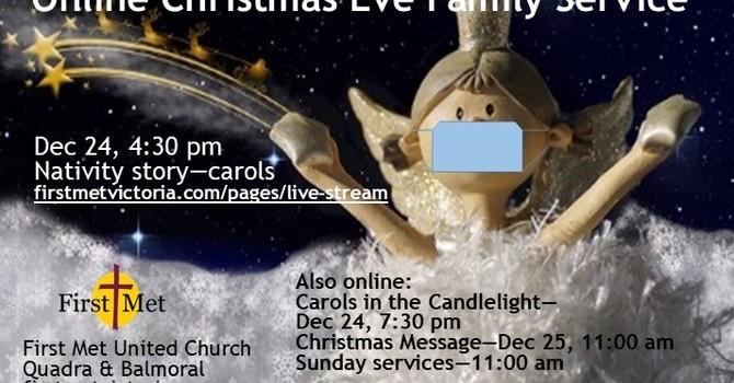 Christmas Eve family service