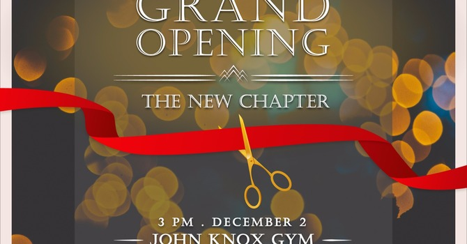 Grand Opening New Campus