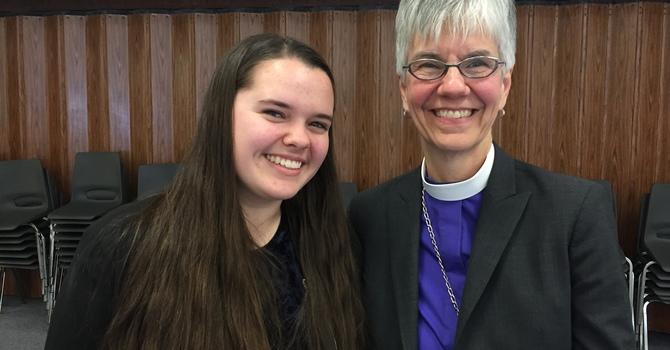 Episcopal Visitation and Confirmation image
