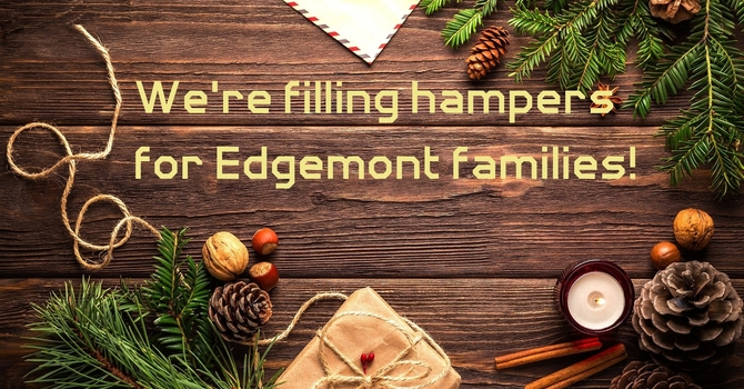 Christmas Hampers for Edgemont Families image