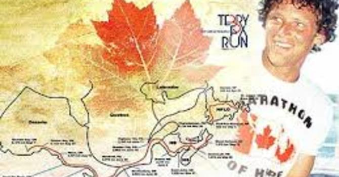 Queen Mary Raised $9,544 for the Terry Fox Foundation image